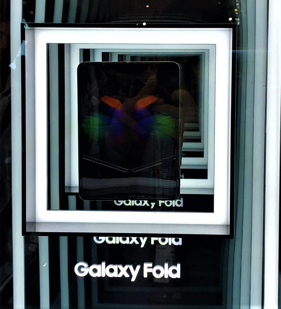 Galaxy Fold, Mobile World Congress 2019